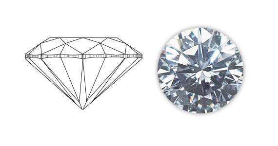 what is diamond cut the 4cs of diamond quality by gia