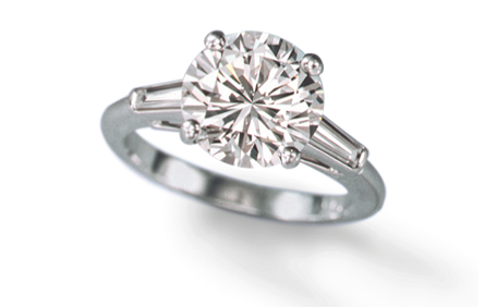 What is a Solitaire Setting?