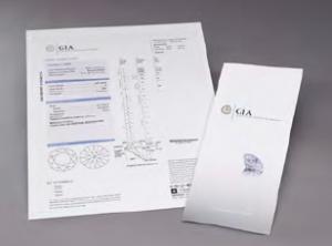 Diamond Grading Report