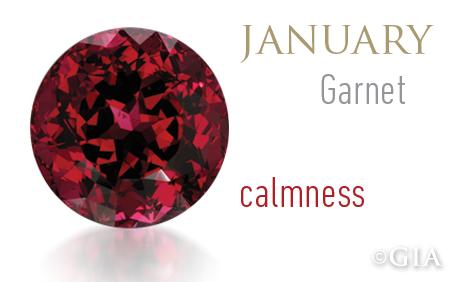GIA Celebrates Birthstones – Are Garnets Always Red? | GIA 4Cs Blog