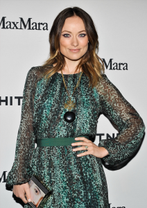 Olivia Wilde Halo Ring