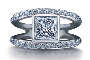 Image courtesy of DeBeers Diamond Promotion Service