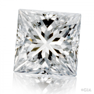 Square Shaped Diamond