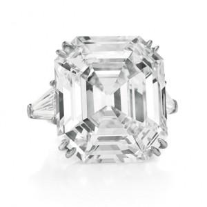 The Elizabeth Taylor Diamond, c.1968 © Christie's Images/ Bridgeman Art Library