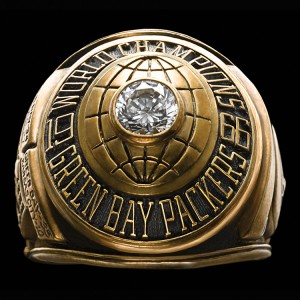 Super Bowl I (1967) Green Bay Packers. Photo courtesy NFL.