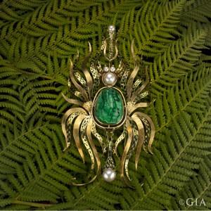 Tony Duquette Phoenix Spider