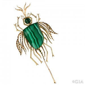 Tony Duquette Fantastic Cicada