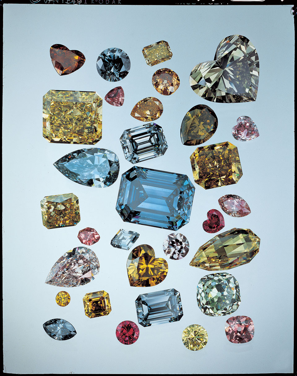yellow most diamond least expensive education occurring and include diamonds the brown of gray commonly colored colors