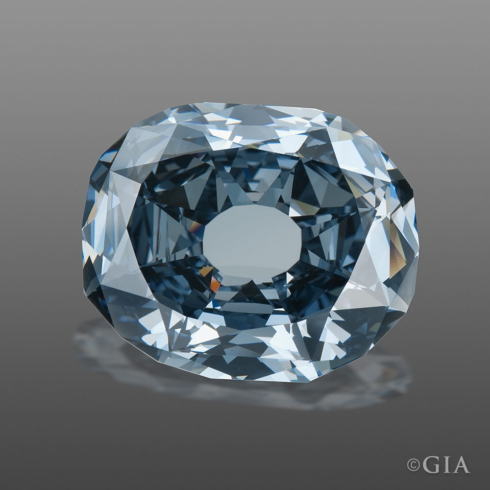 The Beauty of Blue Diamonds