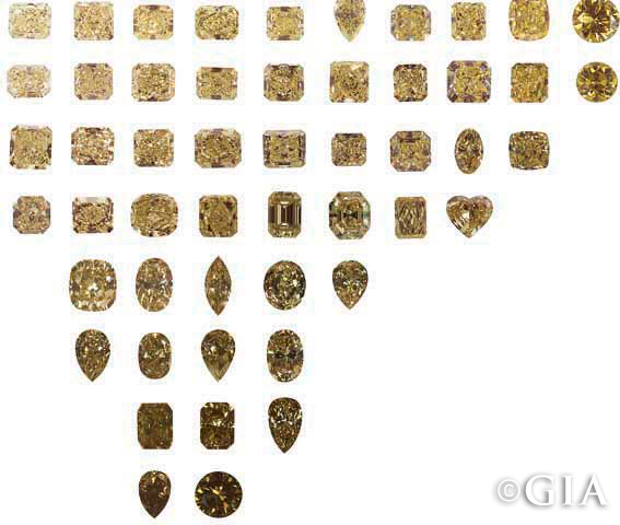 Yearning For Yellow Diamonds