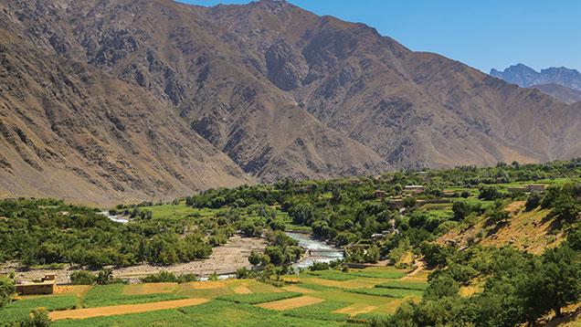 Afghanistan Panjshir Valley