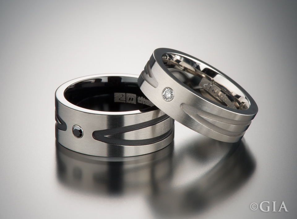 Men S Jewelry Alternative Metals