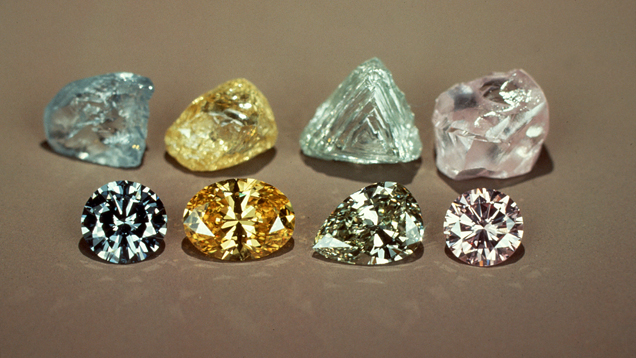 one colored kind is color of fancy diamond diamonds a only