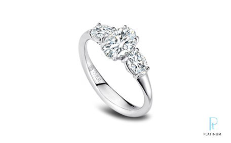 How to Select Diamond Side Stones for Engagement Rings