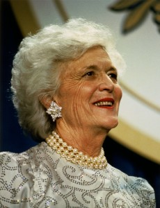 Mrs-George-Bush