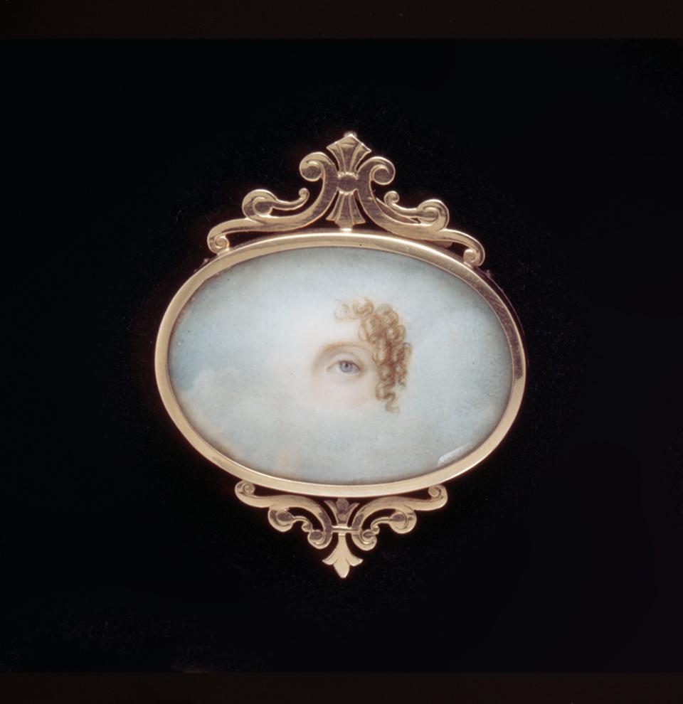 Painted-miniature-eye-brooch-1850