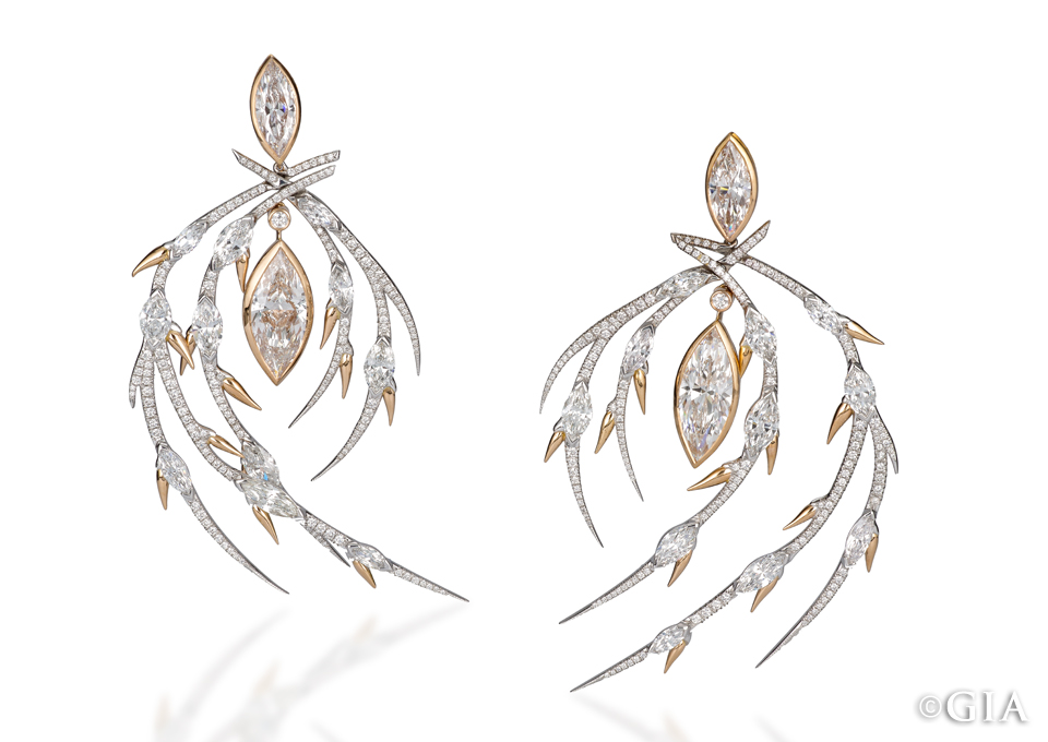 Diamond-earrings-by-Shaune-Leane