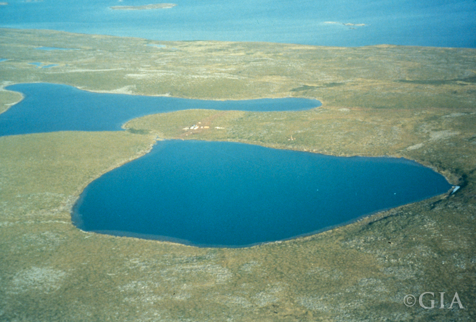 Kimberlite-pipe-Northwest-Territories
