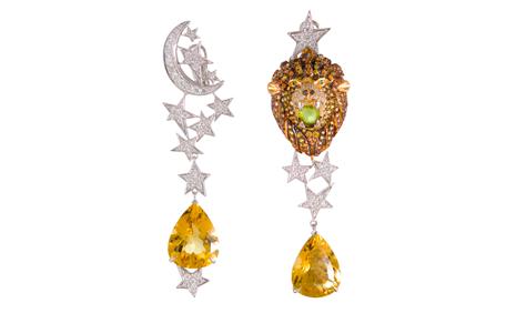 Zodiac-Inspired Jewelry: Leo