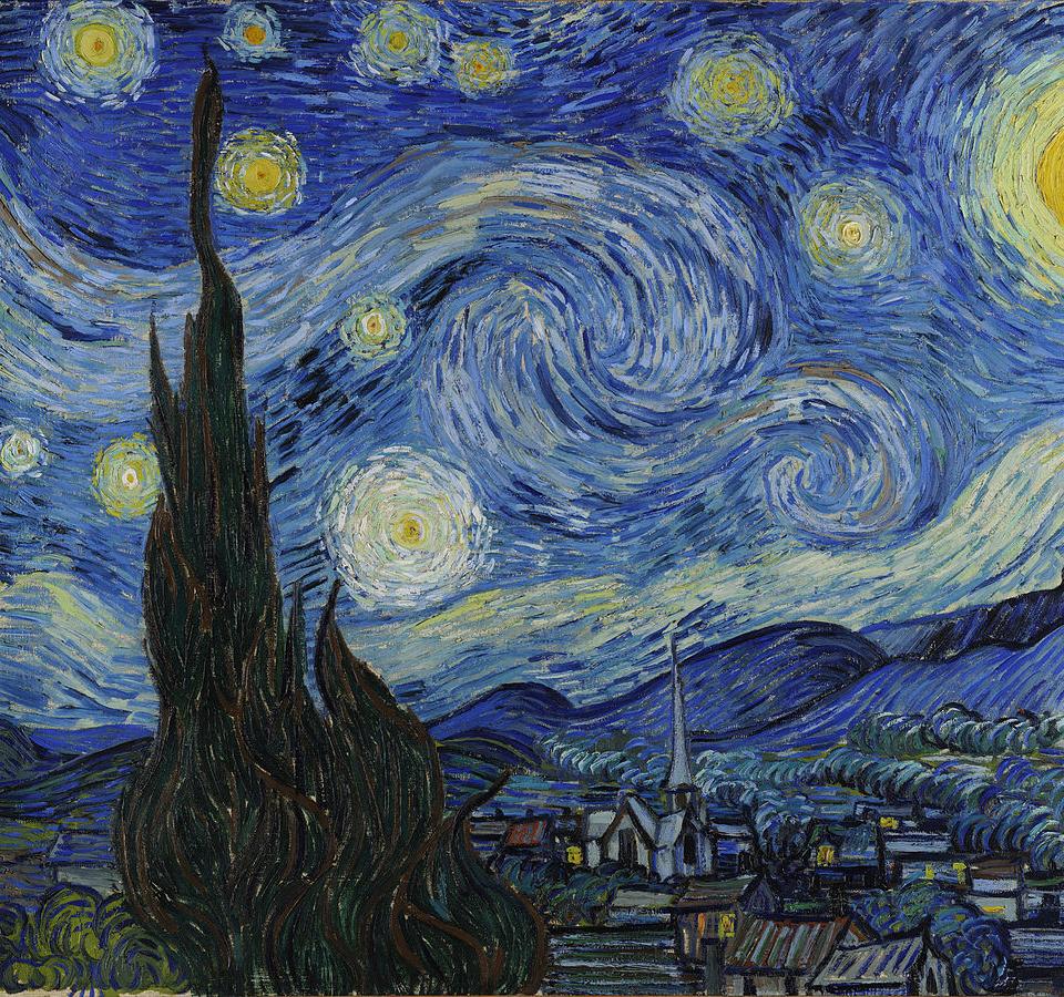 Van-Gohgs-Starry-Night