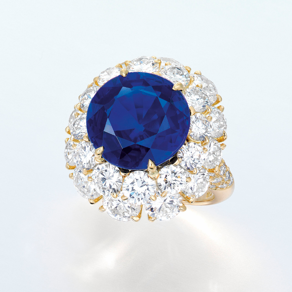 sapphire burmese ring diamond ruby with oval engagement product image boutique