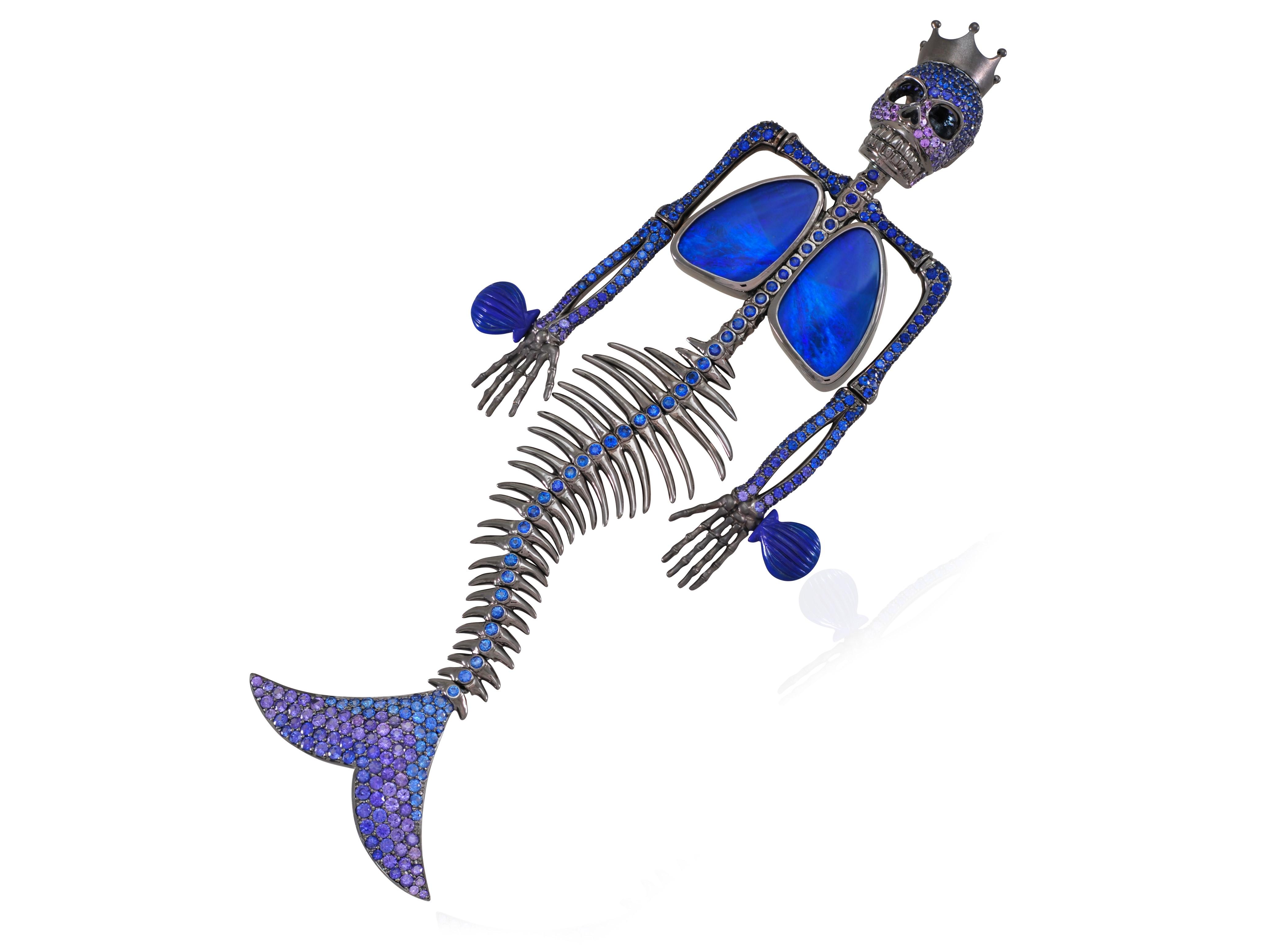 Deep Sea Abyss Pendant