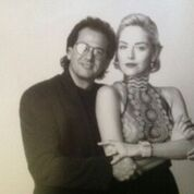 Martin and sharon stone