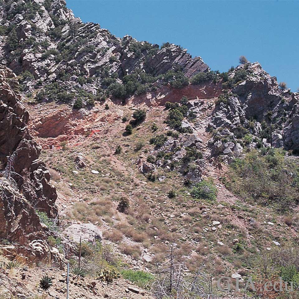 Four Peaks Mine, Arizona