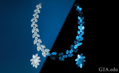 Is Diamond Fluorescence Good or Bad?