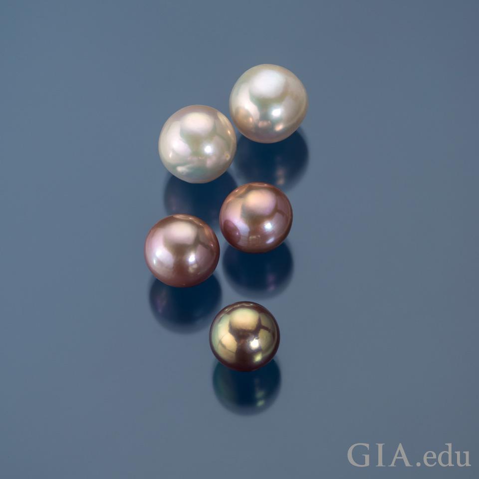 真珠の品質 - 中国の淡水養殖真珠