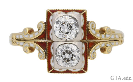 Antique Engagement Rings: Timeless Symbols of Love