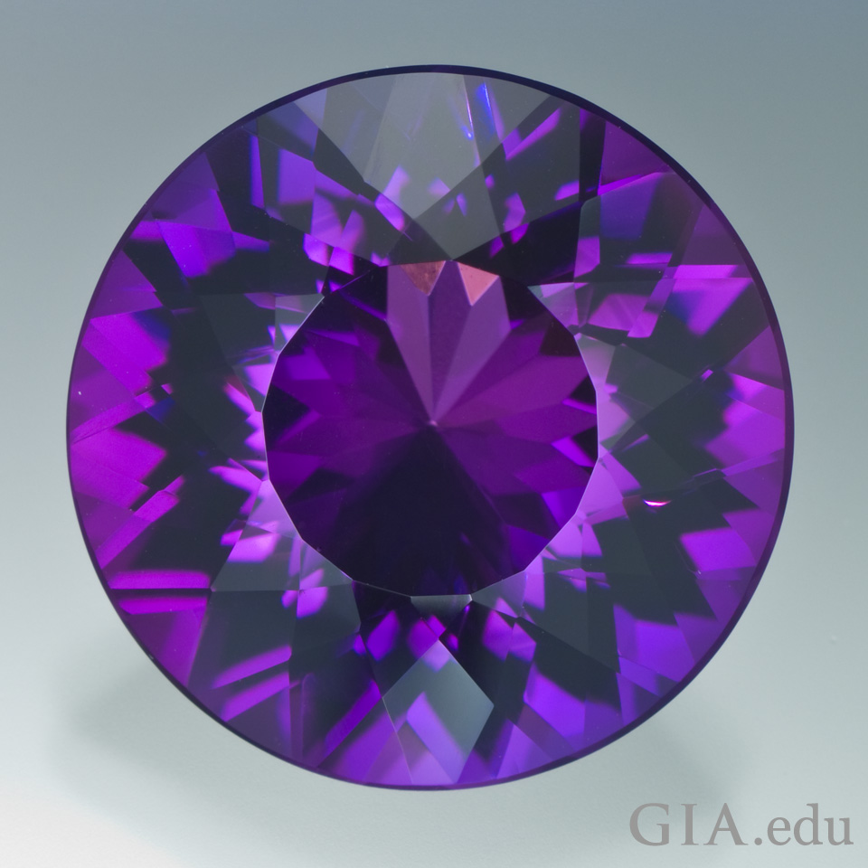 6th wedding anniversary gemstone: amethyst