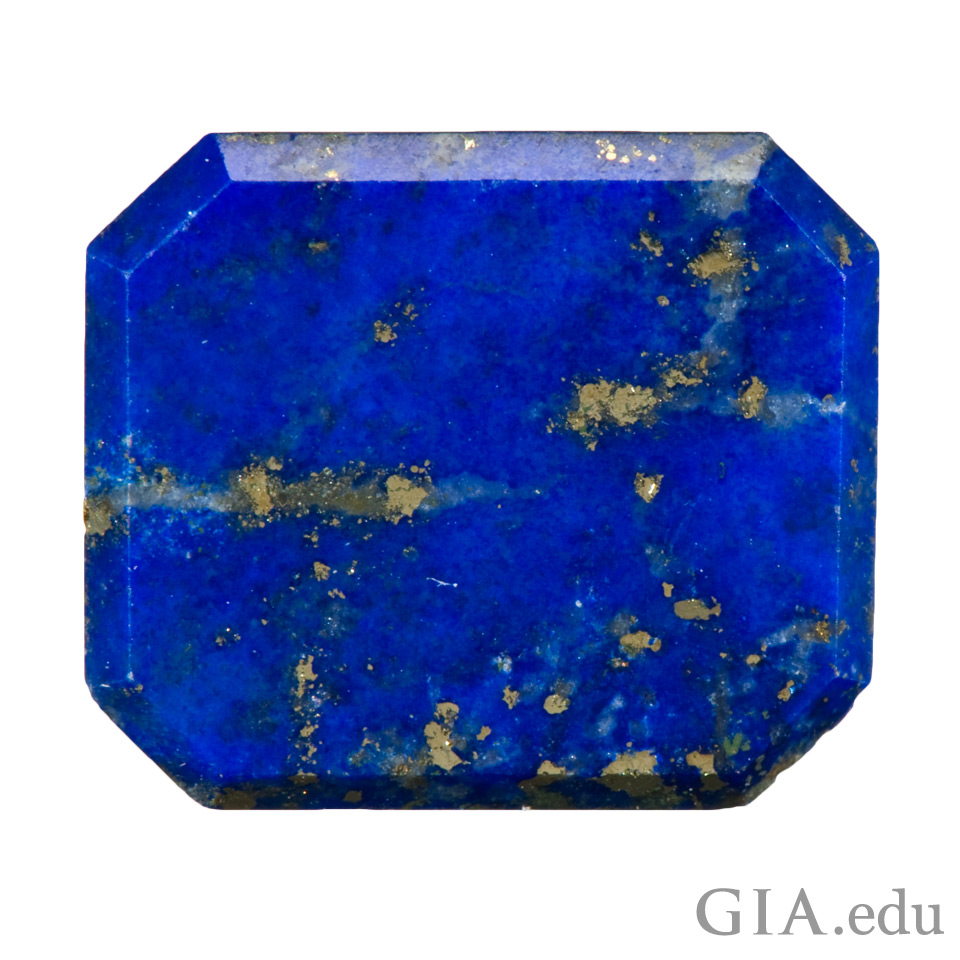 9th wedding anniversary gemstone: lapis lazuli