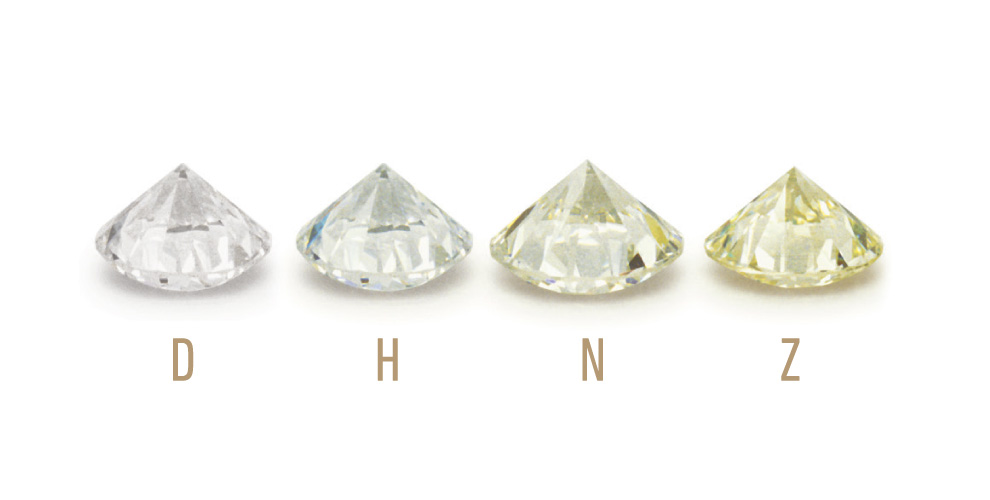 What Is Diamond Color The 4cs Of Diamond Quality By Gia