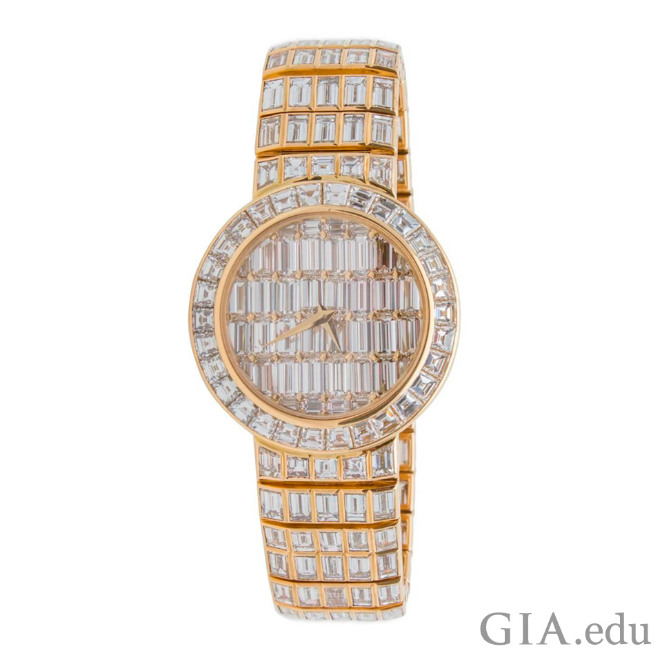 17th wedding anniversary gift Vacheron Constantin Kalla watch