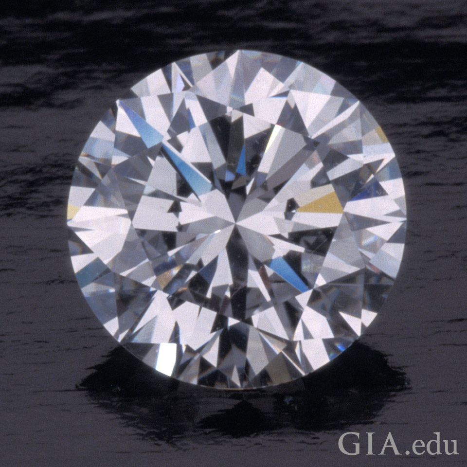 2.78 ct round brilliant diamond