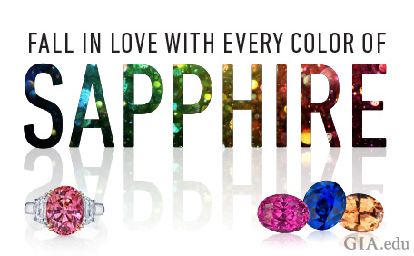 The Many Colors of Sapphire