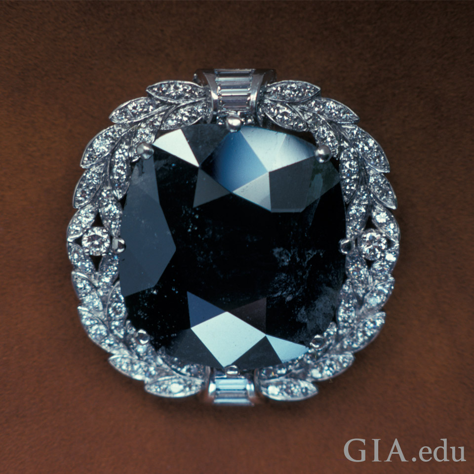 67.50 ct Black Orloff
