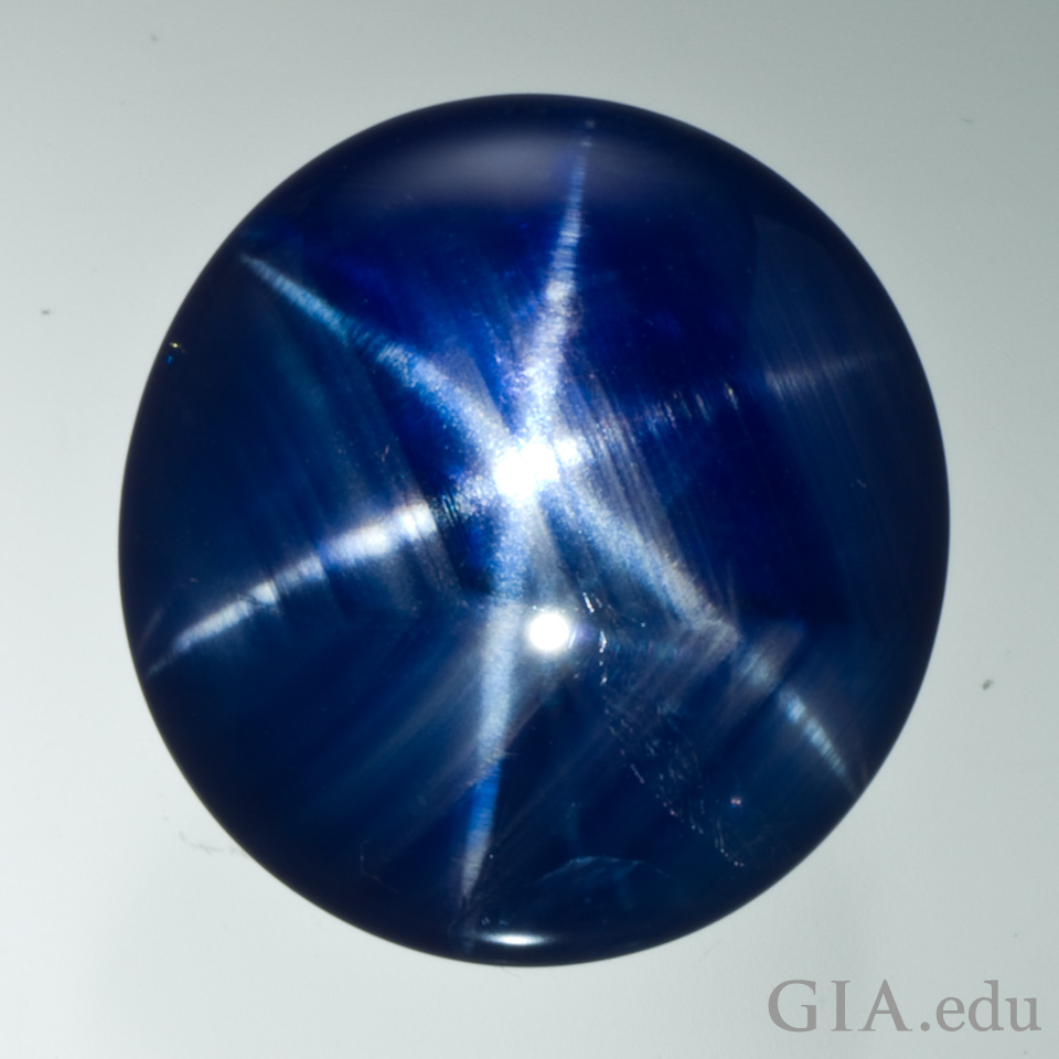 Warding off the evil eye with jewelry and gemstones sri lankans wore star sapphires to protect against the evil eye the star usually appears as a six ray pattern across a cabochon cut stones curved surface biocorpaavc