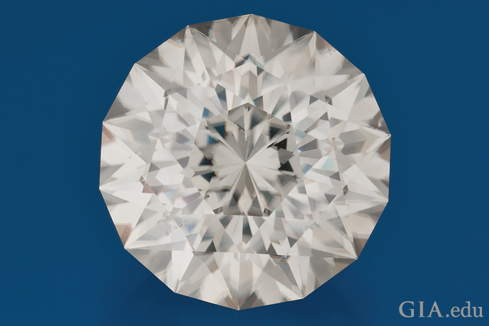 Lab Created Synthetic moissanite
