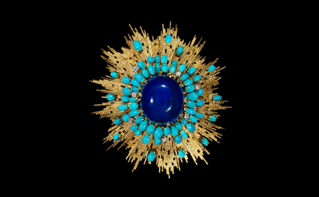 60s Jewelry Design Then Now