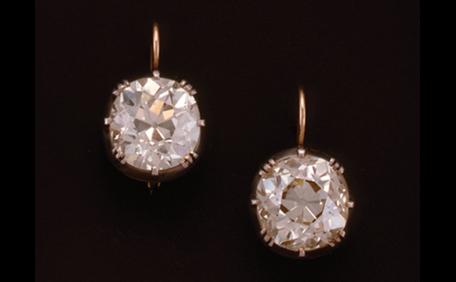 cushion-cut-earring