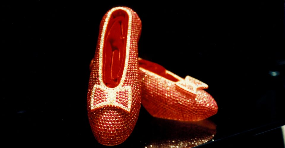 f017c4910f0 Famous Birthstones  Harry Winston Ruby Slippers. July 01 ...