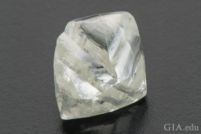 8.52 ct rough diamond crystal