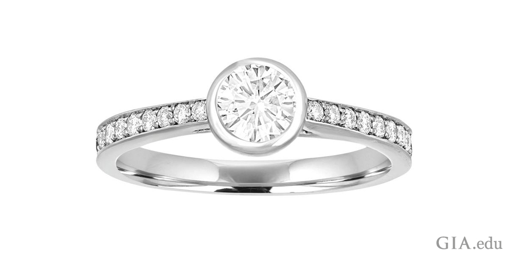 Engagement Ring Settings To Make Your Diamond Look Bigger