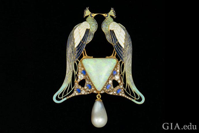 René Lalique(雷内·拉利克)是新艺术时期的伟大设计师之一。