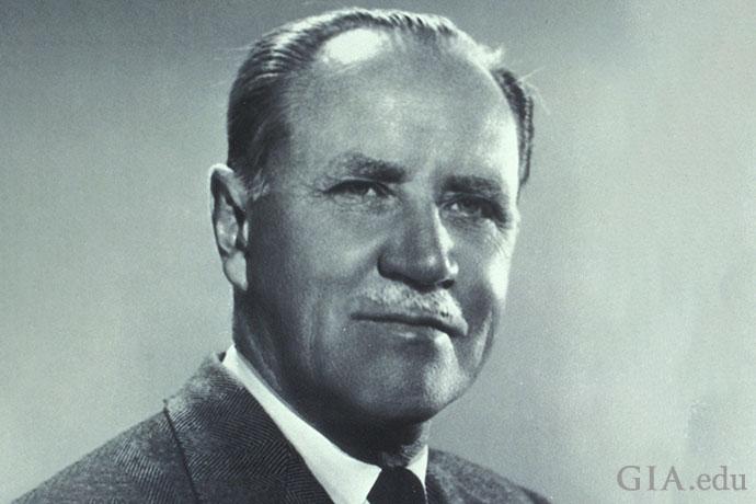 Robert M. Shipley, GIA Founder.