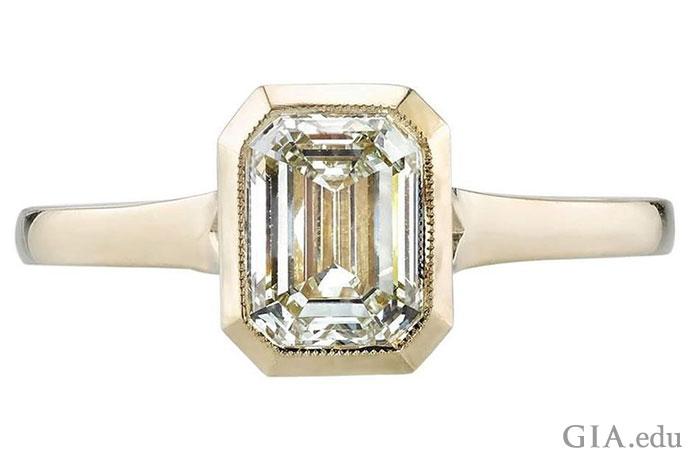 Cs Engagement Ring