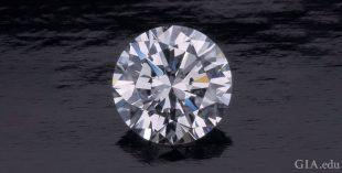 Round brilliant cut diamond, 2.78 ct, D, IF.