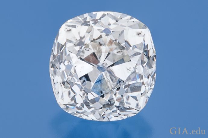 A 0.99 ct old European cut diamond.
